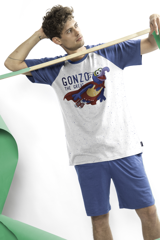 pijama gonzo DISNEY